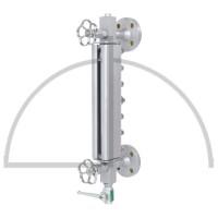 Wasserstandsanzeiger DN 20 ME 230 mm