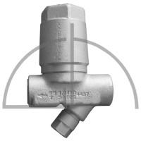 "ARI-CONA B Bimetall Kondensatableiter 1.0460 1 "" PN 40 R13 mit Y-Sieb"