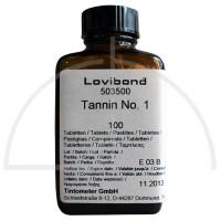 Tannin-Tabletten Nr. 1