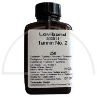 Tannin-Tabletten Nr. 2