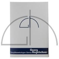Betriebsbuch Dampfkesselanlage TRD 601 - 604   Dampfkessel ...
