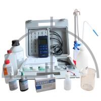 Wasseranalyse Zubehör für die regelmäßige Wasserpflege der Dampfkesselanlage nach TRD 611