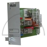 Einschub Relaissatz R01-50 Hz