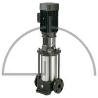 GRUNDFOS Vertikale Kreiselpumpe CR 5 - 24 - 400 V - 50 Hz