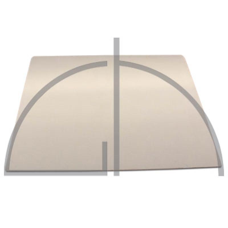 Isolierplatte für rauchgasseitige Abdichtung 13 x 1000 x 1200 mm