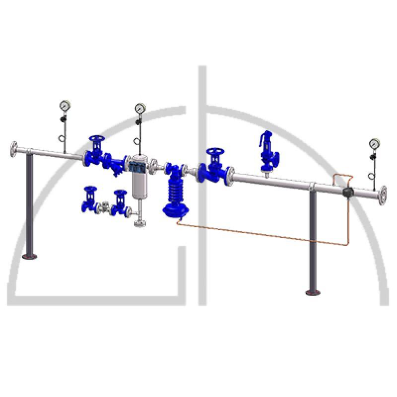 Ausgezeichnet Dampfkesseldruck Galerie - Elektrische Schaltplan ...
