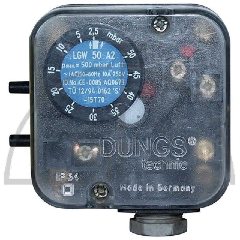 Druckwächter Gas Luft Dungs LGW50A2