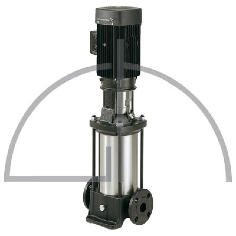 GRUNDFOS Vertikale Kreiselpumpe CR 1 - 21 - 400 V - 50 Hz