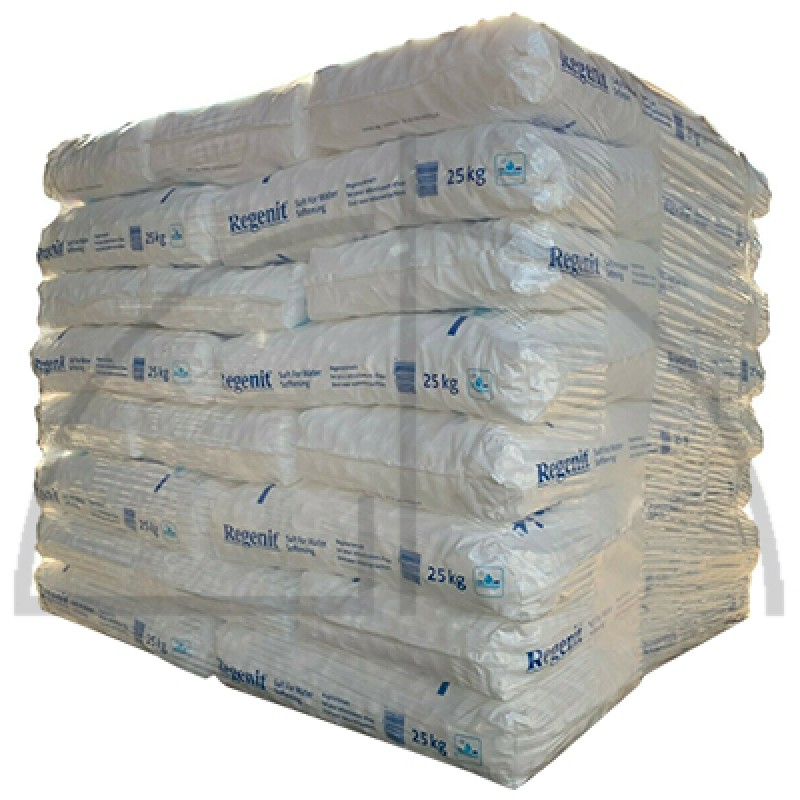 1x Palette Tablettensalz 40 Sack á 25kg