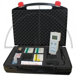 Kesselhauskoffer inkl. Kombitestgerät pH/EC/TDS/Temperatur