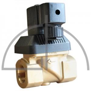 """Magnetventil FEMA AV 131MS2, 1/2 """" DIN-geprüft"""
