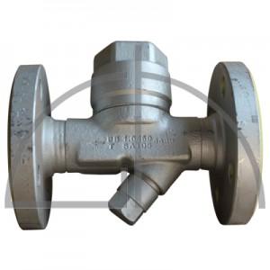 ARI-CONA B Bimetall Kondensatableiter 1.0460 DN 15  PN 40 R32 mit Y-Sieb