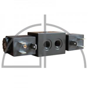 Magnetventil, 2/2-Wege für Messkammeraufnahme Testomat 2000
