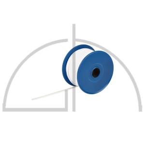 PTFE-Flachdichtungsband 5x2,0 mm 1 Spule