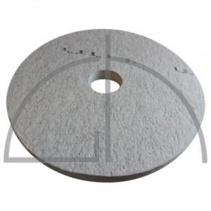 Isolierring Ceraboard feuerfest; 100-1260/RG310kg/cbm AD=495mm; ID=80mm; Stärke= 40mm