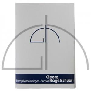 Betriebsbuch Dampfkesselanlage GH
