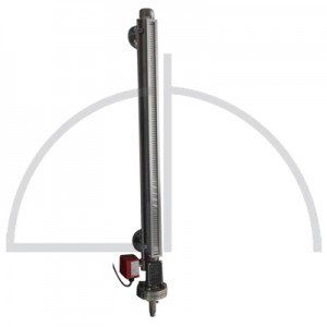Magnetklappenanzeiger DN 20 - ME 800 mm  4-20 mA