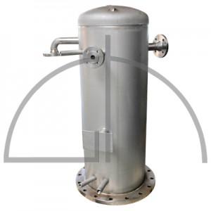 Edelstahl - Rieselentgaser  2,6 - 4,9 m³/h