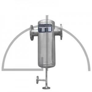 Dampftrockner DN80 PN40 1.4571