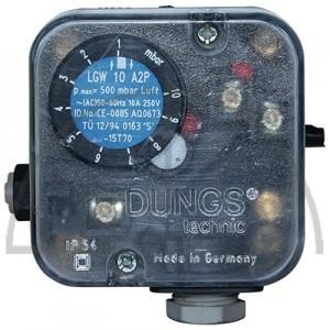 Druckwächter Gas Luft Dungs LGW10A2P