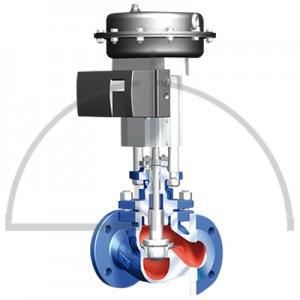 ARI-STEVI Pro mit pneumatischen Antrieb