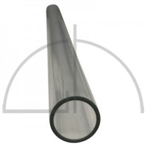 Glasrohr Ø 34 mm x 2,8 mm x 1500 mm lang