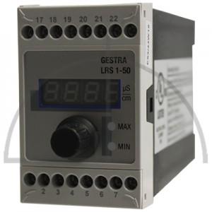 LRS 1-50 Leitfähigkeitsschalter; 24 VDC; 4-20mA