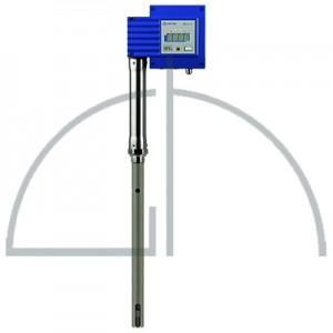 """LRGT 16-3 Leitfähigkeitselektrode  4 - 20 mA  PN 40  G 1""""  L = 400 mm  temperaturkompensiert  0,5 - 500 µS / cm"""